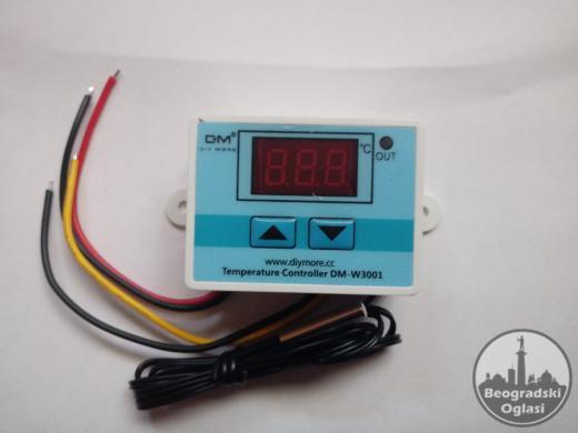 Termostat za inkubatore na 220V