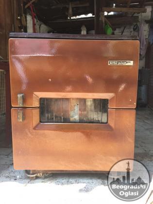 Trajnožareća peć Tobi-Plamen