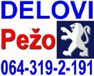 Pezo DELOVI Peugeot