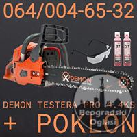 Demon Testere 4.4 KS / NOVO