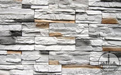fasadni dekorativni kamen i kalupi