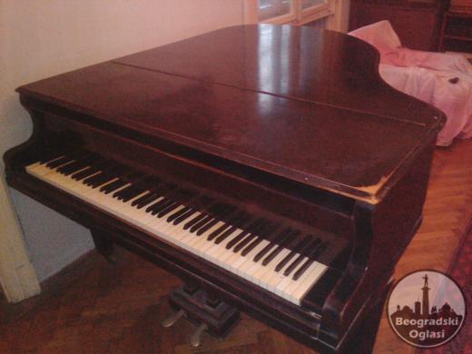 Klavir SCHWEIGHOFER