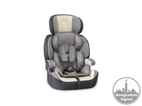 NOVO Lorelli Bertoni Auto Sedište Navigator i X-drive plus (9-36kg)
