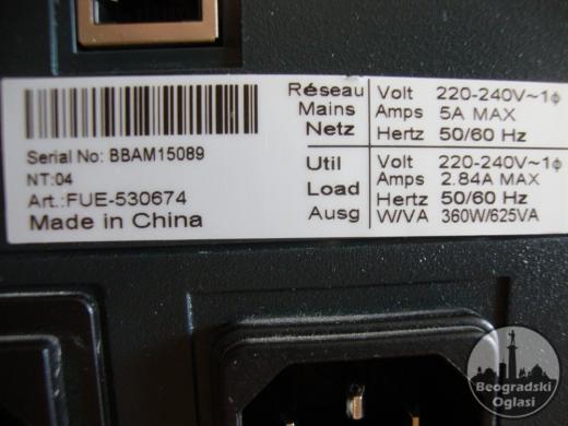 UPS Nova AVR 625 odličan - NOVO!