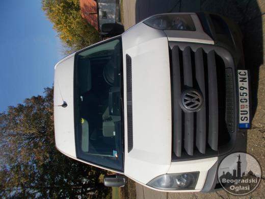 VW CRafter kombi