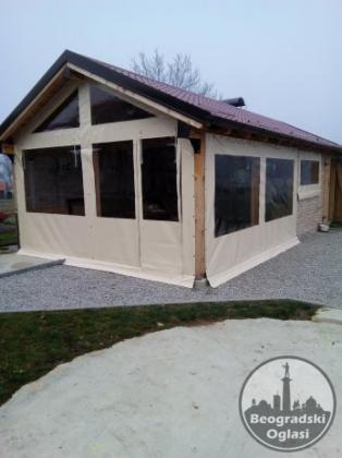 Zimske bašte, Tende, RolVrata- Najbolje