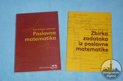 Časovi Poslovne  matematike