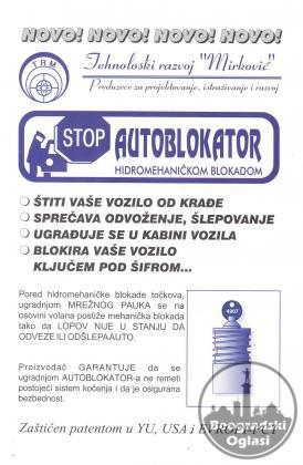 Autoblokator