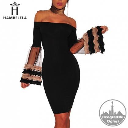 Elegantna top haljina M,L