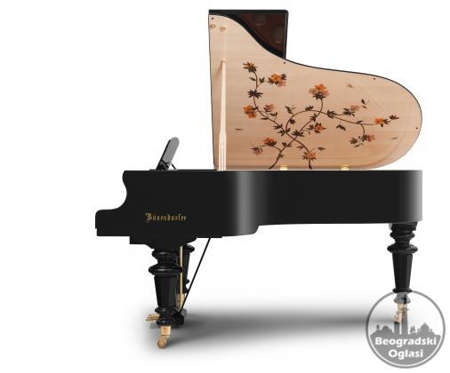 Farbanje Klavira, Stimovanje Klavira