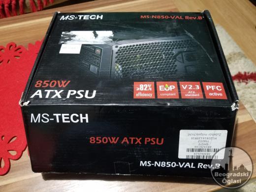MS-Tech 850W MS-N850-VAL Rev.B