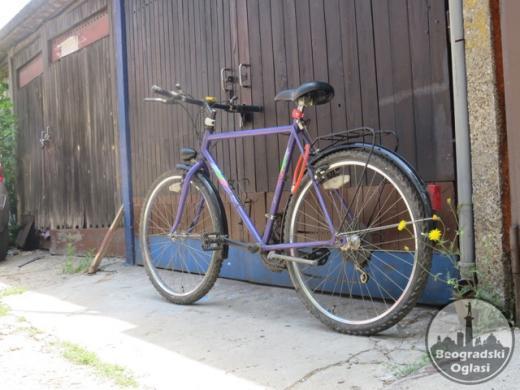 Muški bicikl - mauntin bajk prodajem