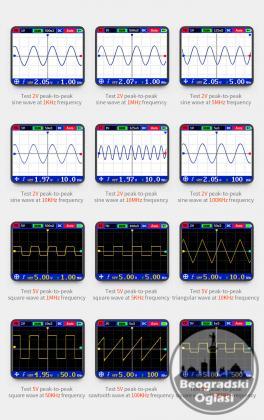 osciloskop 30MHz