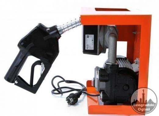 Pumpa za pretakanje goriva 750W, MAR POL