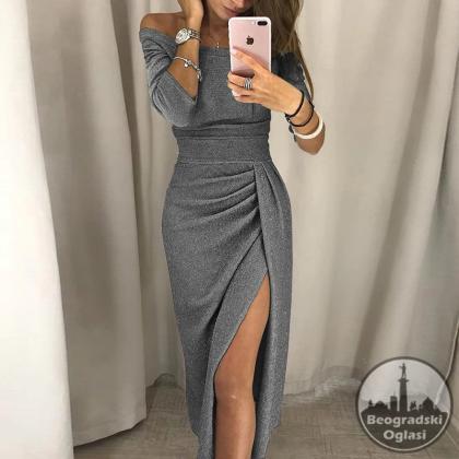 Svecana haljina S,M,L,XXL,3XL