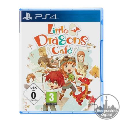PS4: LITTLE DRAGONS CAFE