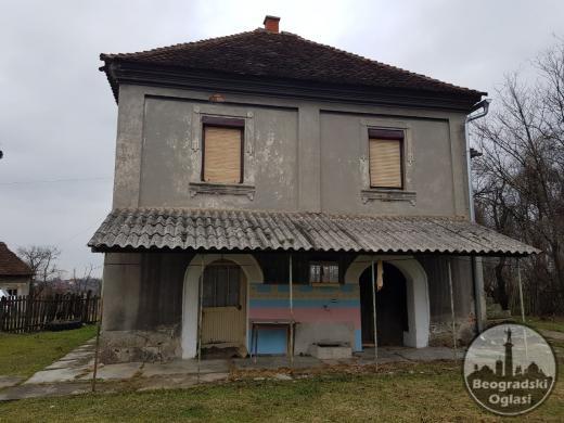 Belanovica, Ljig, kuća