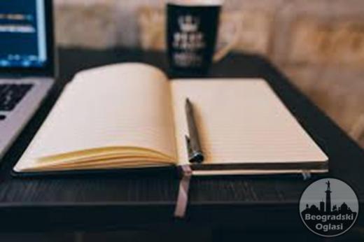 CV, diplomski i seminarski radovi, prevodi