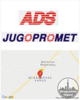 Jugopromet ads