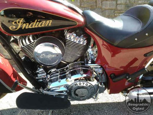 MOTOR - Indian chief classic, 2015.