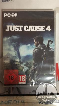 PC: JUST CAUSE 4