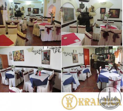 Restoran nacionalne kuhinje sa konacistem Kraljica