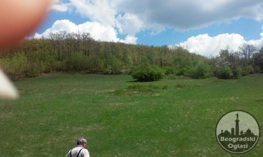 Seosko imanje Drazevac sa 3,5 ha zamena