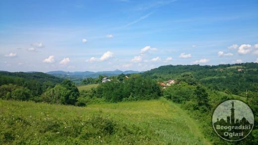 Seosko imanje Takovo sa 4.7 ha zamena