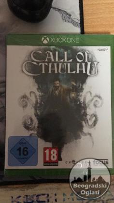 XBOX ONE: CALL OF CTHULHU