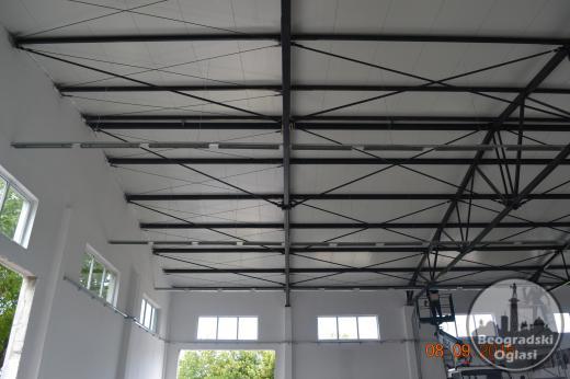 Argus Krovne konstrukcije odličnog kvaliteta po super ceni Argus Inženjering