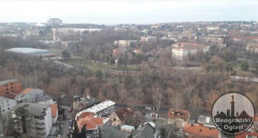 Stan sa najlepsim pogledom-Vozdovacka Crkva