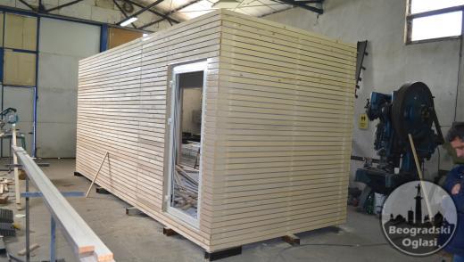 Argus STANDARD, kontejneri sa duplo izolovanim pertlovanim krovom nemačkog tipa