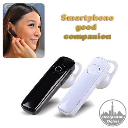 Bežične Hands Free Bluetooth Slušalice sa Mikrofonom