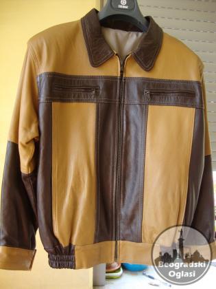 Dečija kožna jakna - Tunis
