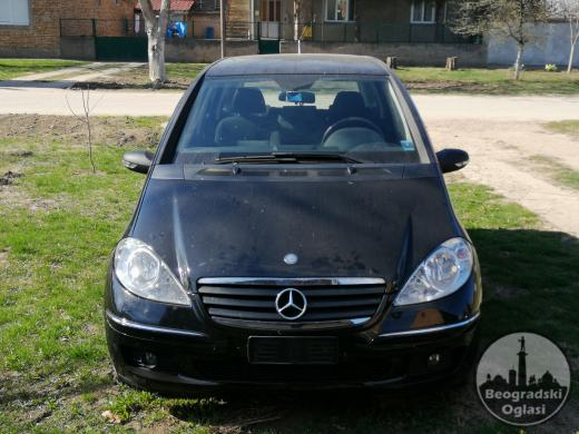 Mercedes A klasa W169 delovi