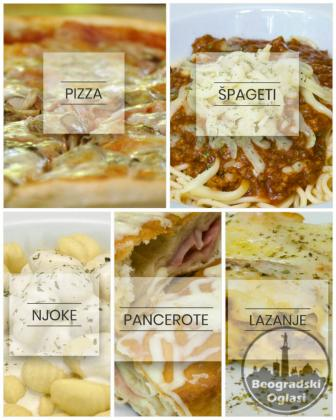 Najbolja pizza Sombor