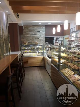 Potrebna prodavačica u Kafe-pekari u centru Beograda