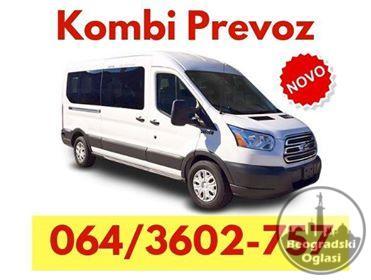 Prevoz  robe Stara Pazova - 064 360 27 57