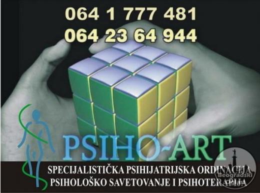 Psiho art Ristovic