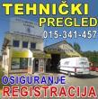 Tehnički pregled i Registracija vozila AMK Šabac
