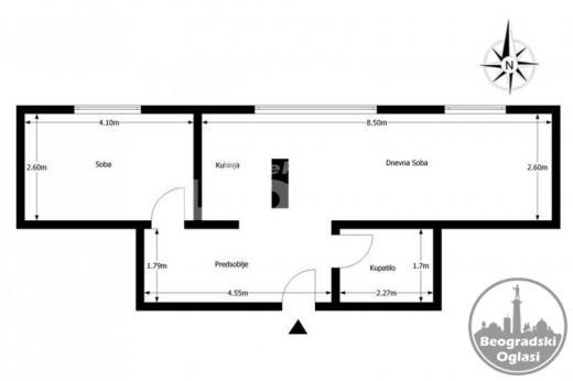 Nov stan bez ulaganja ID#94101