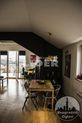 Lux stan, jako svetao i sunčan ID#94068