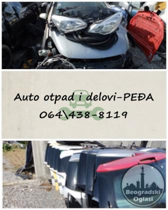 Auto otpad i delovi Pedja