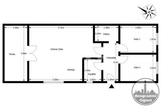 Kuća na Ledinama ID#97480