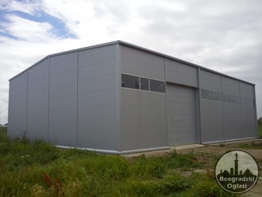 Argus Magacini hale,serviseri,čelične konstrukcije vrhunskog kvaliteta po želji kupca