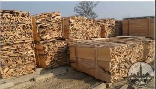 Ogrev | Bukov otpad Drvo