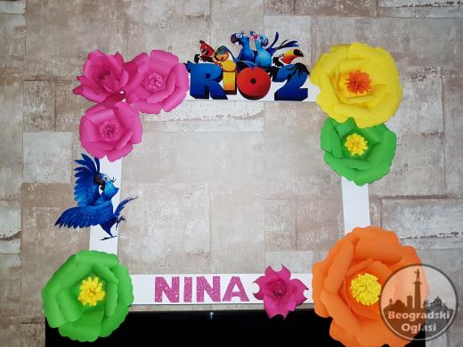 "Radionica ""Nadine Pinjate Paper Flowers"""