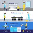 Čišćenje stanova, kuća i poslovnog prostora