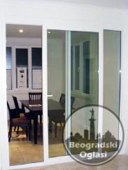 :  PVC stolarija REHAU, izrada po meri, prodaja i montaza Beograd, PVC prozori, PVC balkonska vrata, PVC/ALU roletne, komarnici, prihvatljive cene, po
