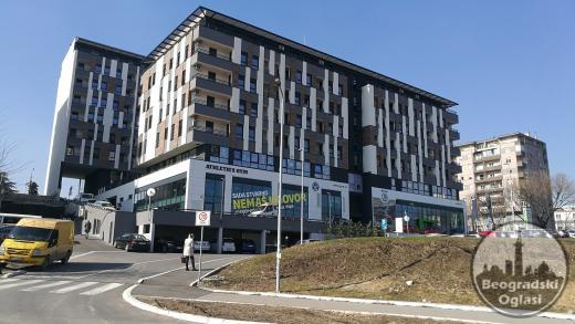 Garažno mesto u zgradi , Panorama Voždovac , Alpros Škodin prodajni salon